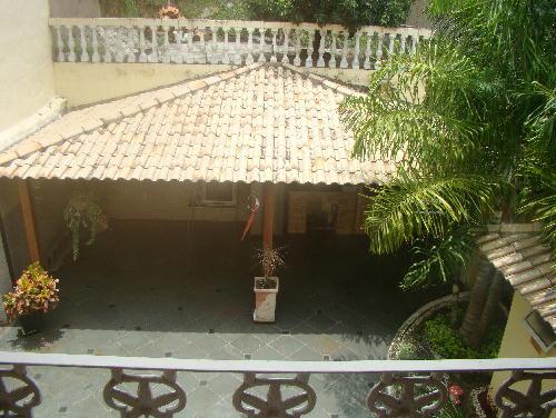 QUINTAL DOS FUNDOS - Casa 3 quartos à venda Taquara, Rio de Janeiro - R$ 780.000 - RR30153 - 24
