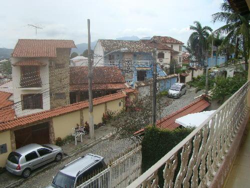 VISTA DA SALA - Casa 3 quartos à venda Taquara, Rio de Janeiro - R$ 780.000 - RR30153 - 14
