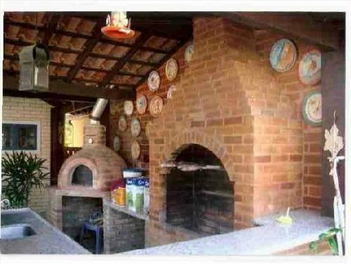 CHURRASQUEIRA E FORNO - Casa 4 quartos à venda Vargem Pequena, Rio de Janeiro - R$ 1.300.000 - RR40033 - 8