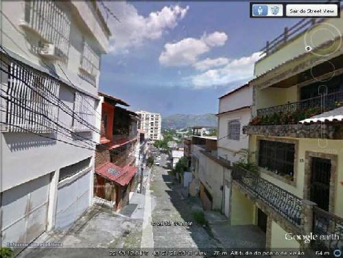 2 - Casa 4 quartos à venda Vila Valqueire, Rio de Janeiro - R$ 450.000 - RR40054 - 3