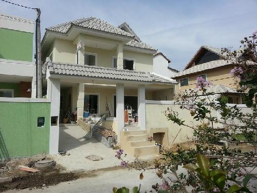 FOTO1 - Casa 4 quartos à venda Vargem Pequena, Rio de Janeiro - R$ 750.000 - RR40061 - 1