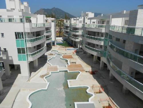 1 - Apartamento 2 quartos à venda Recreio dos Bandeirantes, Rio de Janeiro - R$ 850.000 - RA20540 - 1