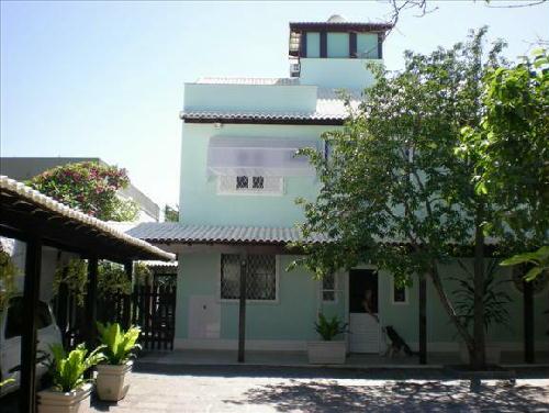 FUNDOS DA CASA - Casa 5 quartos à venda Barra da Tijuca, Rio de Janeiro - R$ 2.100.000 - RR50005 - 19