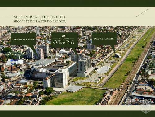 FOTO2 - Madureira,Salas Comerciais na melhor localização de Madureira Madureira Office Park. Infraestrutura completa de negócios e bem estar entre o Shopping e o Parque Madureira - RS10005 - 4