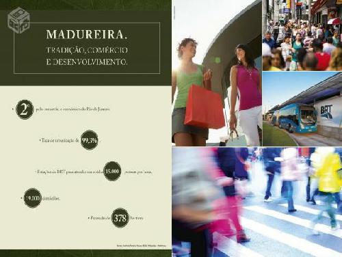 FOTO6 - Madureira,Salas Comerciais na melhor localização de Madureira Madureira Office Park. Infraestrutura completa de negócios e bem estar entre o Shopping e o Parque Madureira - RS10005 - 7
