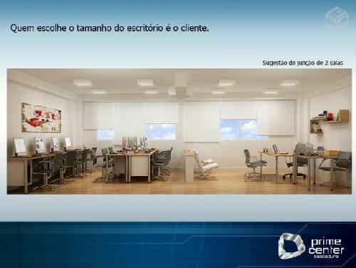 FOTO6 - CASCADURA OFFICE PRIME, SALAS COMERCIAIS EM CASCADURA, EXCELENTE LOCALIZAÇÃO, SOFISTICAÇÃO E BOM GOSTO. VENHA GANHAR DINHEIRO. - RS10017 - 8