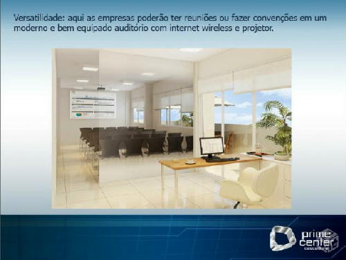 FOTO7 - CASCADURA OFFICE PRIME, SALAS COMERCIAIS EM CASCADURA, EXCELENTE LOCALIZAÇÃO, SOFISTICAÇÃO E BOM GOSTO. VENHA GANHAR DINHEIRO. - RS10017 - 9
