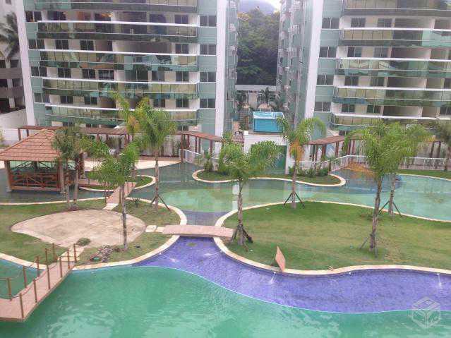 6838950930 - Bora Bora Hills, Freguesia, Cobertura Duplex, 190m2, 1ª locação, 3qts 1suíte, varandão, 2 vagas, piscina, churrasqueira - VLCO30001 - 12