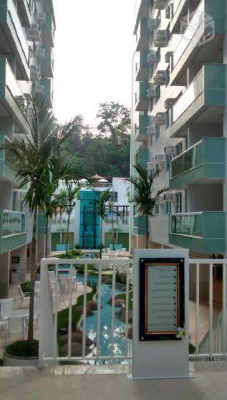 6848741508 - Bora Bora Hills, Freguesia, Cobertura Duplex, 190m2, 1ª locação, 3qts 1suíte, varandão, 2 vagas, piscina, churrasqueira - VLCO30001 - 14