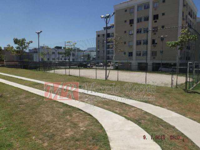010515018006166 - Esplendore Valqueire , lindo apartamento de 2 qts suíte varanda 01 vaga e lazer total - VLAP20011 - 1