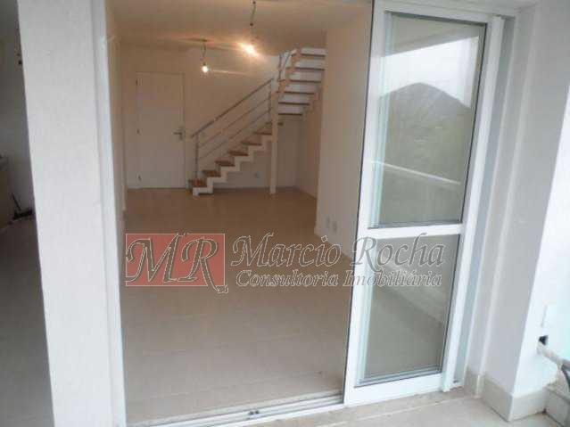 5 - Recreio, Cobertura Duplex, 3 Qts, Suíte, 2vgs, terraço - VLCO30005 - 9