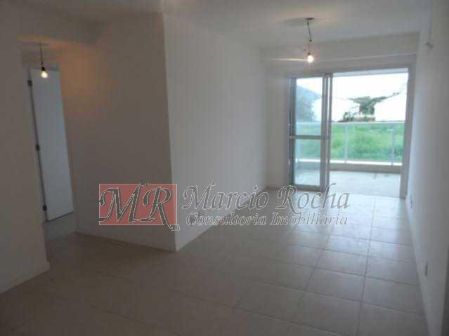6 - Recreio, Cobertura Duplex, 3 Qts, Suíte, 2vgs, terraço - VLCO30005 - 8