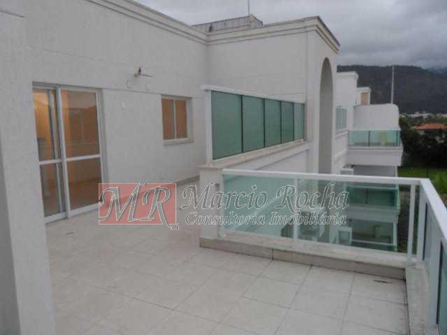 14 - Recreio, Cobertura Duplex, 3 Qts, Suíte, 2vgs, terraço - VLCO30005 - 5
