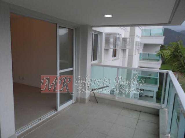 15 - Recreio, Cobertura Duplex, 3 Qts, Suíte, 2vgs, terraço - VLCO30005 - 10
