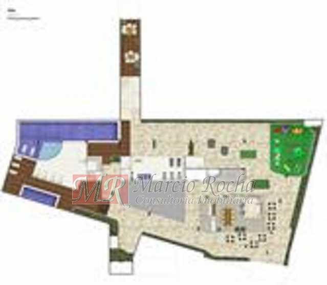 ImagemDB 11P - ijuca Royalle, empreendimento de luxo novo, ótima localização sendo na rua Carvalho Alvim, cobertura de 3 quartos com 187m2. - VLAP30009 - 13