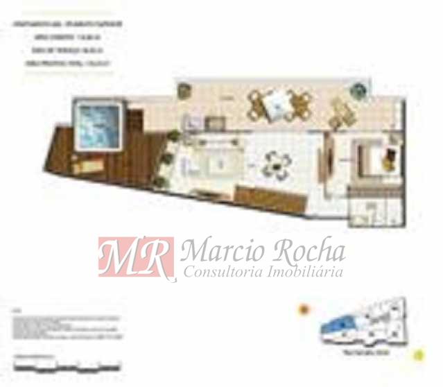 p16 - ijuca Royalle, empreendimento de luxo novo, ótima localização sendo na rua Carvalho Alvim, cobertura de 3 quartos com 187m2. - VLAP30009 - 28