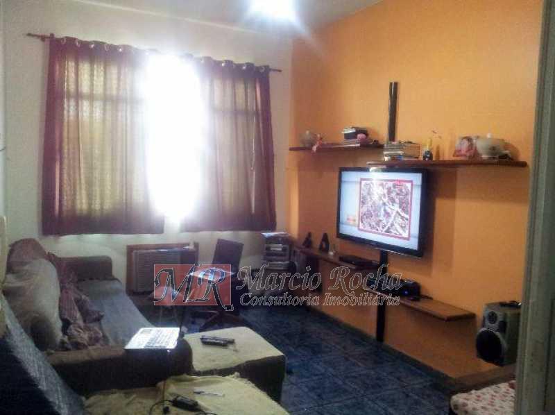 150624032022343 - Oswaldo Cruz, junto Intendente Magalhães, Valqueire, casa duplex 3qts terraço, piscina, garagem. - VLCV30003 - 1
