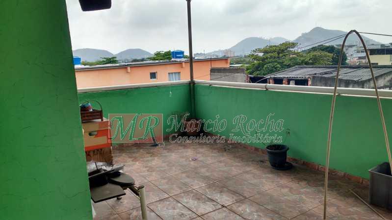 14212809_505396269663050_31764 - Oswaldo Cruz, junto Intendente Magalhães, Valqueire, casa duplex 3qts terraço, piscina, garagem. - VLCV30003 - 23
