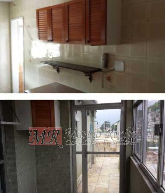 541623017817867 - Cobertura duplex com 245m2, 3 suítes, dependência completa, 2 vagas, terraço, piscina, churrasqueira. - VLCO30013 - 5