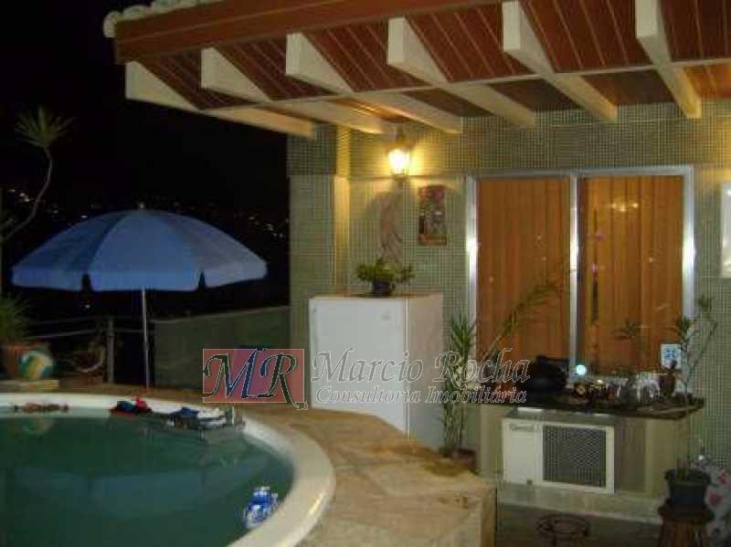543623012914640 - Cobertura duplex com 245m2, 3 suítes, dependência completa, 2 vagas, terraço, piscina, churrasqueira. - VLCO30013 - 1