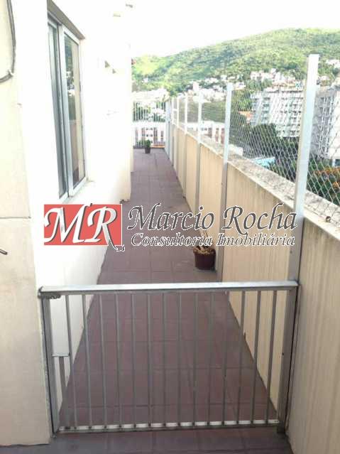 16298384_560084937527516_60219 - Praça Seca, Cobertura Duplex, 280 m2 3suítes 3vgs - VLCO30019 - 20