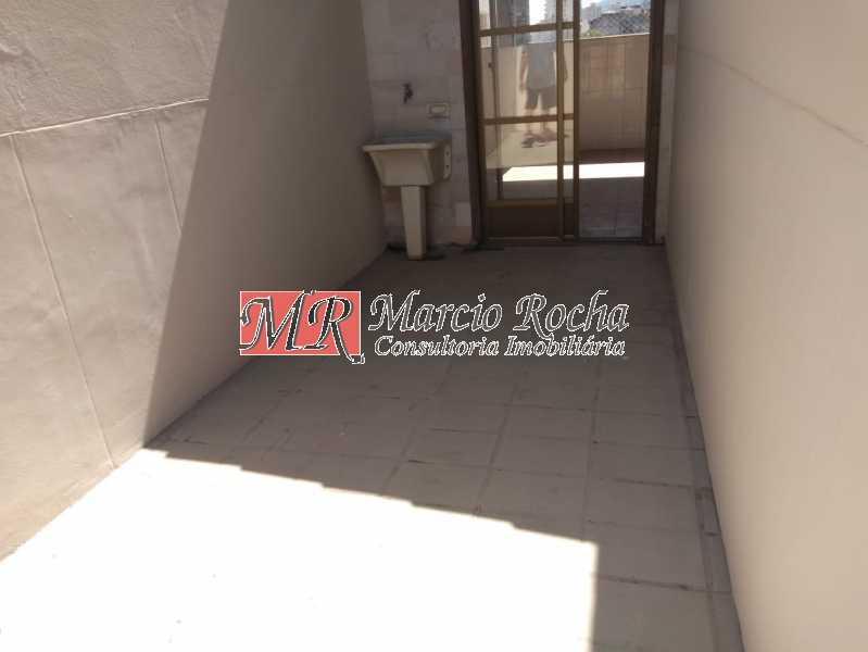 WhatsApp Image 2021-04-03 at 1 - Praça Seca, Cobertura Duplex, 280 m2 3suítes 3vgs - VLCO30019 - 26