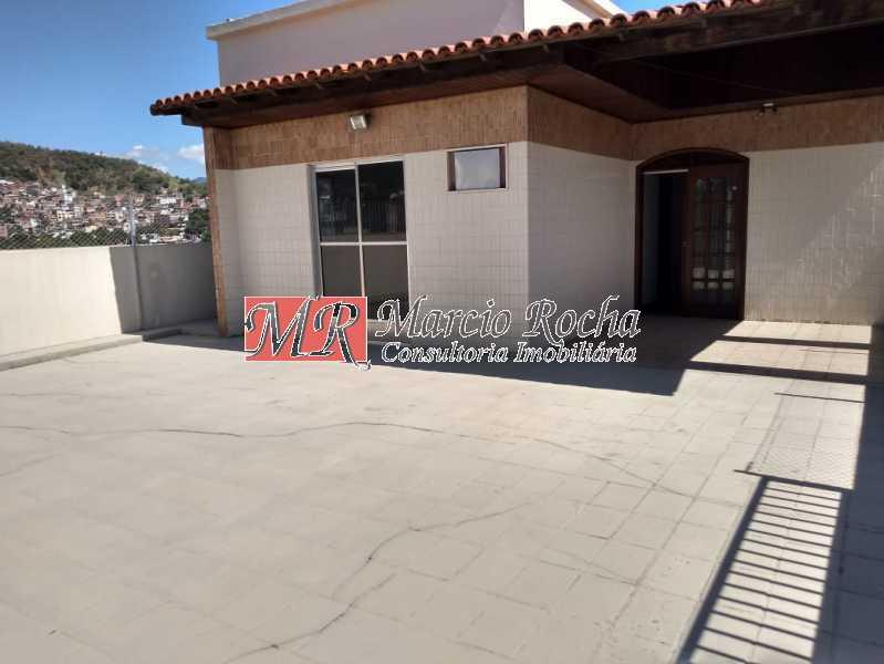 WhatsApp Image 2021-04-03 at 1 - Praça Seca, Cobertura Duplex, 280 m2 3suítes 3vgs - VLCO30019 - 29