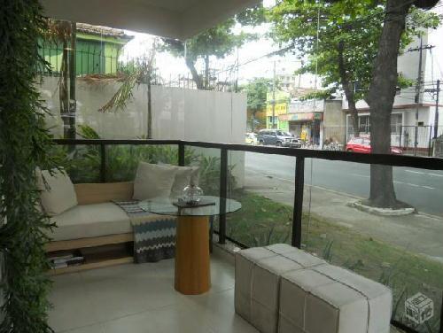 FOTO4 - Duetto residencial Grajaú apto 3qts suíte varanda 1vg lazer - VLAP30002 - 6