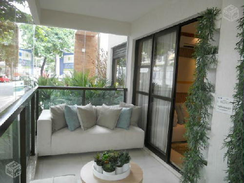 FOTO7 - Duetto residencial Grajaú apto 3qts suíte varanda 1vg lazer - VLAP30002 - 1