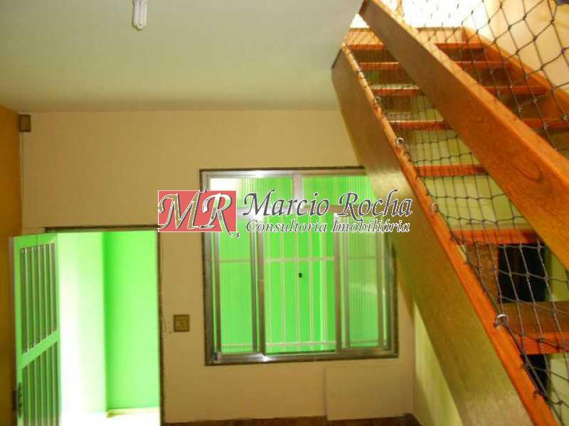 954709007449789 - Valqueire, Casa três andares com 3 quartos 3 banheiros terraço - VLCV30004 - 11