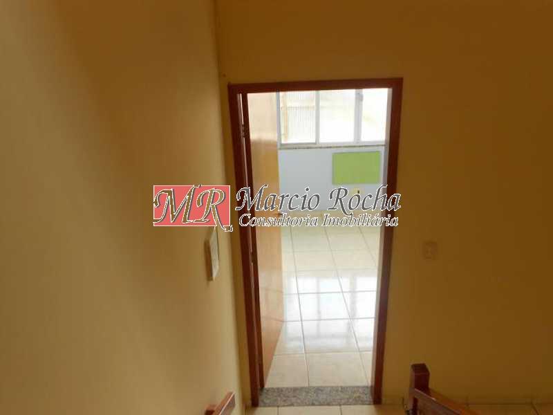 957709003199163 - Valqueire, Casa três andares com 3 quartos 3 banheiros terraço - VLCV30004 - 9