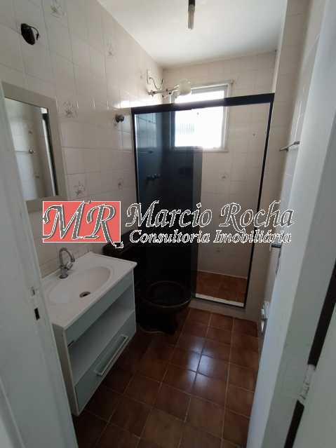 WhatsApp Image 2021-04-28 at 1 - Valqueire, Alugo ap 2 quartos 2 banheiros, varanda 1vg - VLAP20127 - 20
