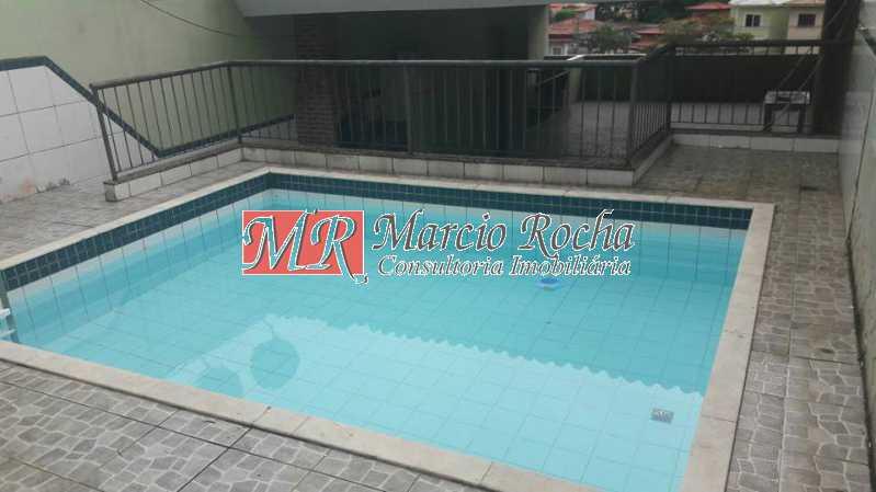 31964258_749076438628364_30688 - Valqueire casa triplex 500m2 quintal piscina churrasqueira - VLCA30017 - 17