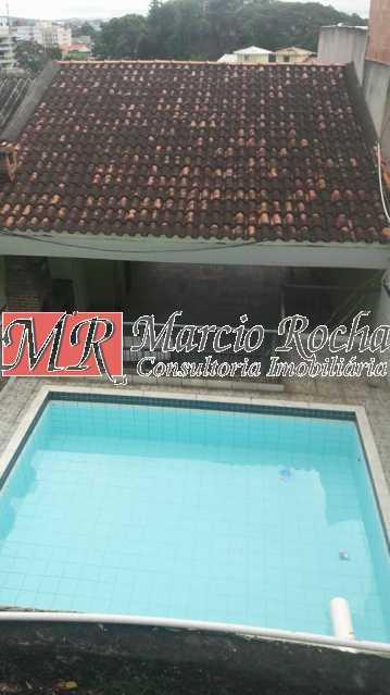 32081307_749076398628368_86928 - Valqueire casa triplex 500m2 quintal piscina churrasqueira - VLCA30017 - 18