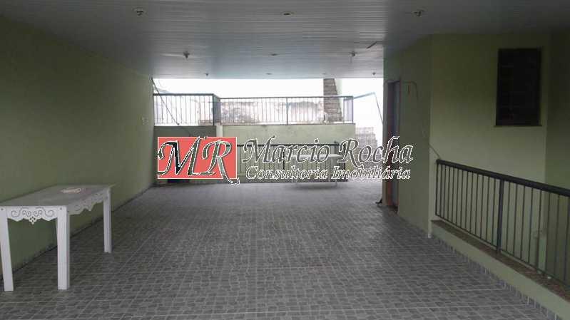 32154380_749076658628342_28676 - Valqueire casa triplex 500m2 quintal piscina churrasqueira - VLCA30017 - 12