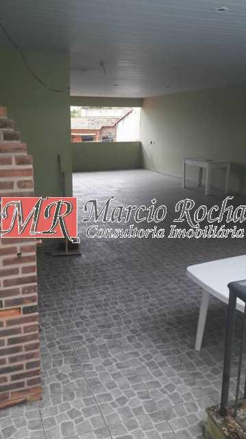 32207242_749076581961683_25356 - Valqueire casa triplex 500m2 quintal piscina churrasqueira - VLCA30017 - 14