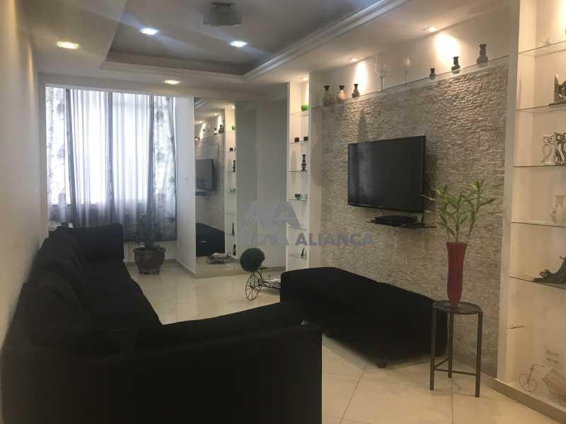 IMG_2280 - Apartamento à venda Rua Pereira da Silva,Laranjeiras, Rio de Janeiro - R$ 1.300.000 - BA31446 - 4