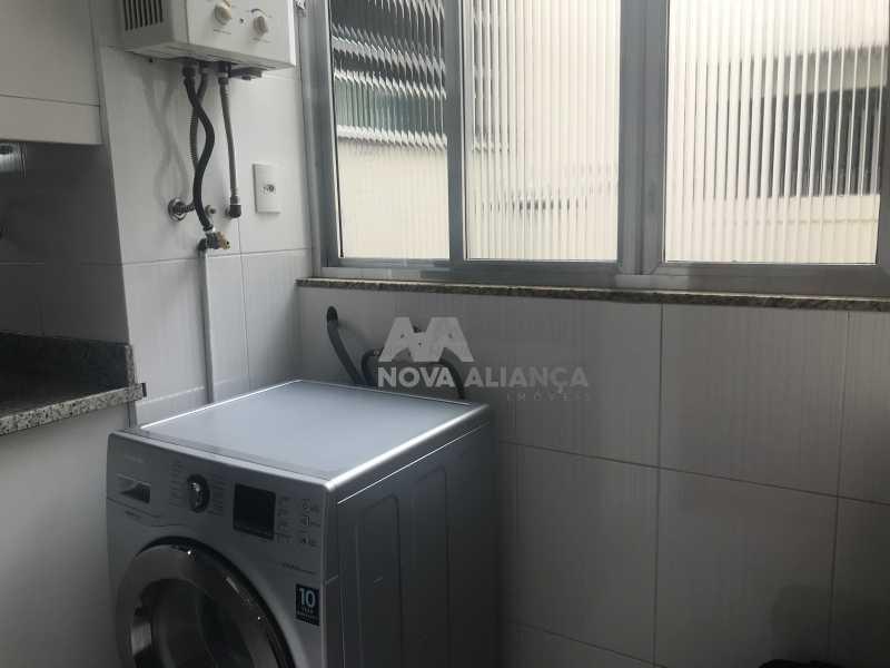 IMG_2326 - Apartamento à venda Rua Pereira da Silva,Laranjeiras, Rio de Janeiro - R$ 1.300.000 - BA31446 - 22