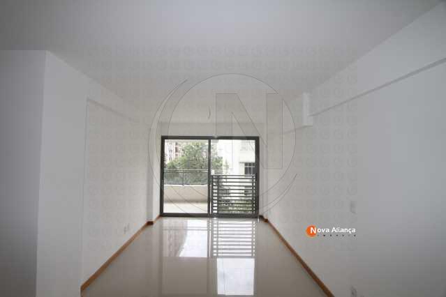2 - Apartamento à venda Rua Sorocaba,Botafogo, Rio de Janeiro - R$ 1.350.000 - BA31769 - 3