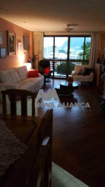 1 - Apartamento à venda Rua Faro,Jardim Botânico, Rio de Janeiro - R$ 1.700.000 - BA31925 - 3