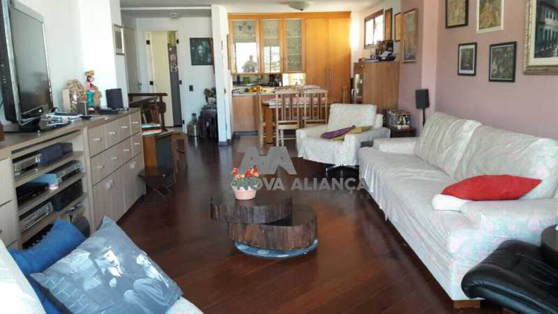 2 - Apartamento à venda Rua Faro,Jardim Botânico, Rio de Janeiro - R$ 1.700.000 - BA31925 - 1