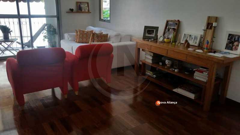 6 - Apartamento à venda Rua Fonte da Saudade,Lagoa, Rio de Janeiro - R$ 1.880.000 - BA32016 - 5