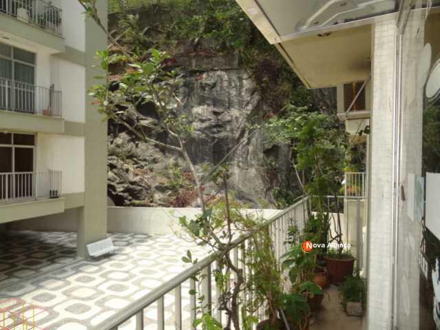 13 - Apartamento à venda Rua Baronesa de Poconé,Lagoa, Rio de Janeiro - R$ 2.000.000 - BA40274 - 14