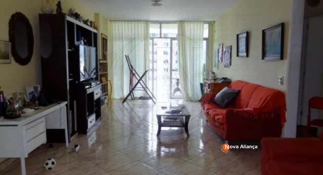 1 - Apartamento à venda Rua Baronesa de Poconé,Lagoa, Rio de Janeiro - R$ 2.000.000 - BA40274 - 1