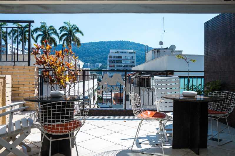 IMG_1683 - Cobertura à venda Rua Marquês de Pinedo,Laranjeiras, Rio de Janeiro - R$ 2.200.000 - BC40056 - 1