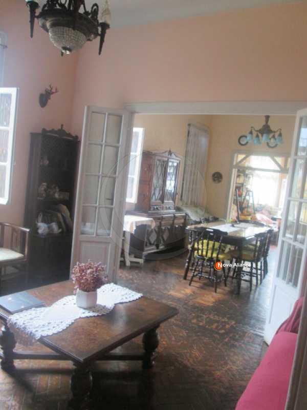 1 - Casa à venda Rua Vicente de Sousa,Botafogo, Rio de Janeiro - R$ 3.500.000 - BR30128 - 1