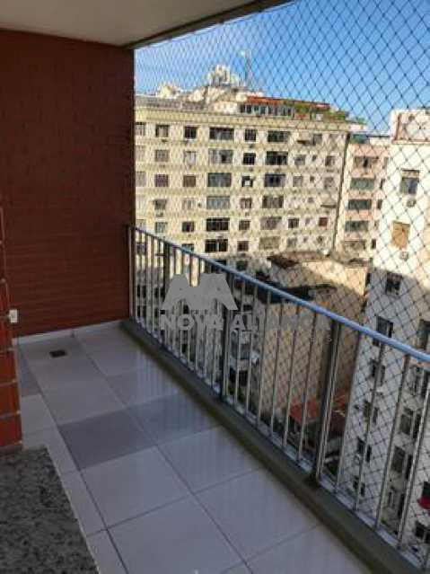 rafael 3 - Apartamento à venda Rua Barata Ribeiro,Copacabana, Rio de Janeiro - R$ 850.000 - CA10645 - 4