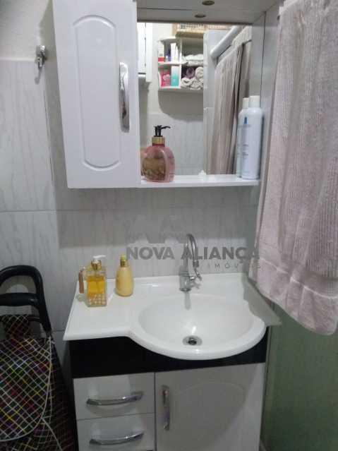 BANHEIROSOCIALB - Apartamento à venda Rua Pedro Américo,Catete, Rio de Janeiro - R$ 335.000 - CA11315 - 14