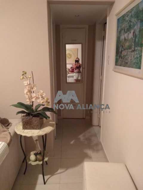 CORREDOR - Apartamento à venda Rua Pedro Américo,Catete, Rio de Janeiro - R$ 335.000 - CA11315 - 7