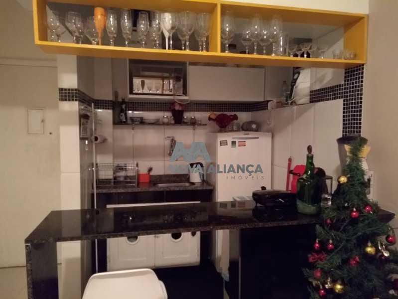 COZINHAAMERICANA - Apartamento à venda Rua Pedro Américo,Catete, Rio de Janeiro - R$ 335.000 - CA11315 - 6